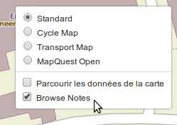 OSM's layer picker menu